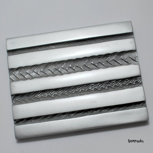 Formy na okraje / Ropes & Braids