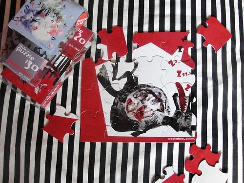 puzzle KARCOOLKA 01 Flatulence  20