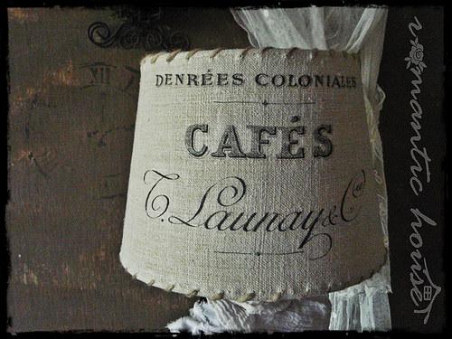 stínidlo CAFÉS
