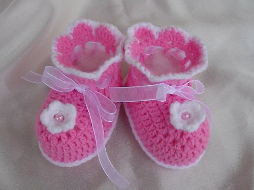 Capáčky pro miminko