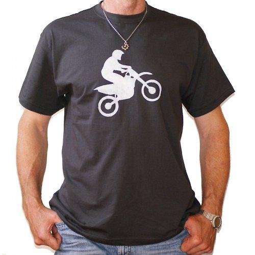 Pánské tričko Motocyklistické
