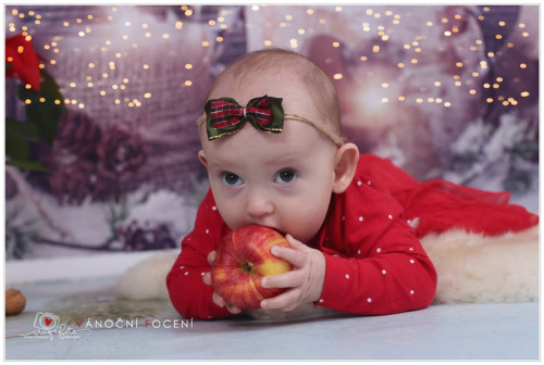 To jablíčko je méééééé...