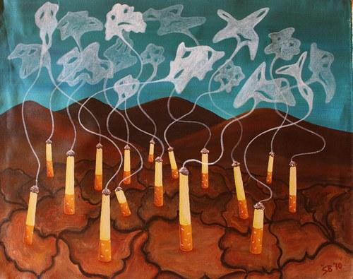 Cigaretová (s)poušť