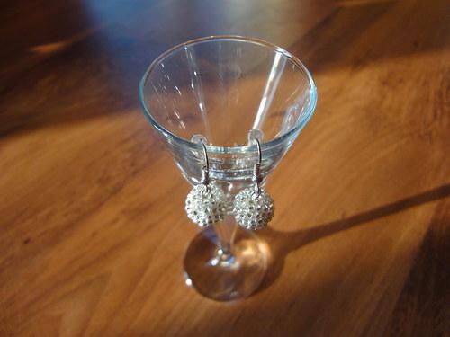 Stříbrné kouličky do oušek - malé
