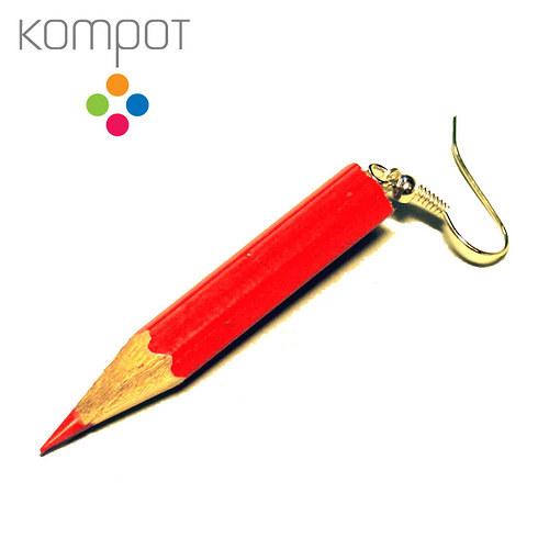 PASTELKA - červená