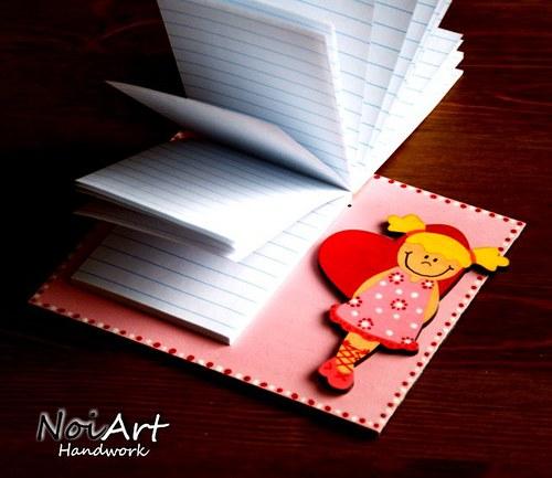 Zápisník děvčátko