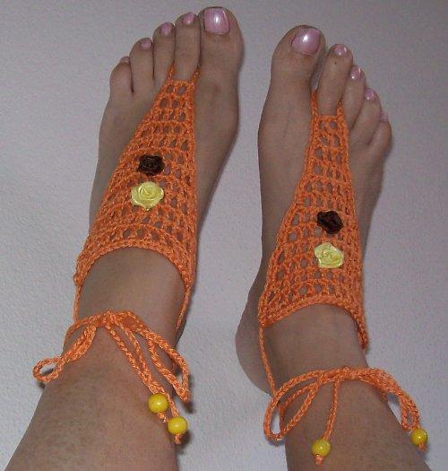 Ozdoba na nohy