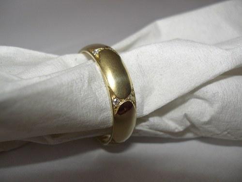 snubní prsteny M14