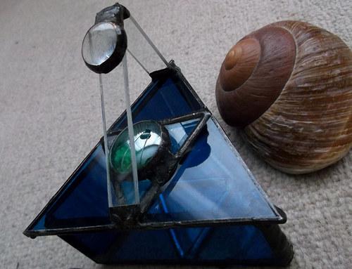 Šperkovnice BLUE sleva 45%