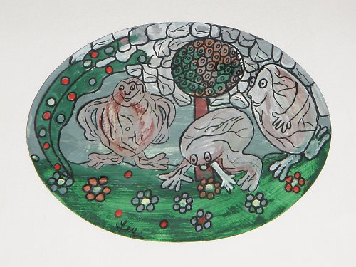 Balvánci - obrázek pro děti
