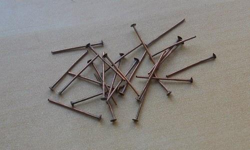Ketlovací  nýt  20 mm - 100ks