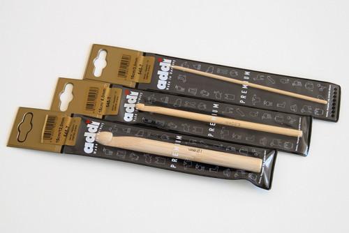 Bambusový háček addi 4,0 mm