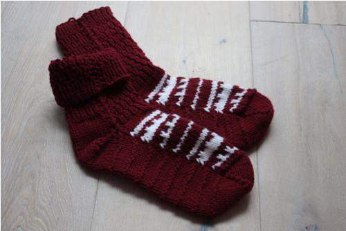 Ponožky dámské BORDÓ+BÍLÁ poštovné 0,-Kč