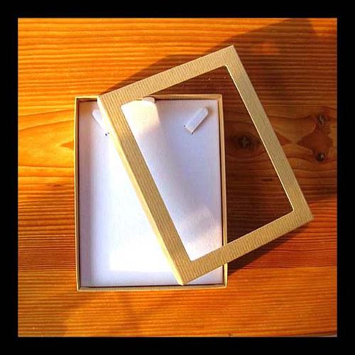 Krabička na Sadu Šperků