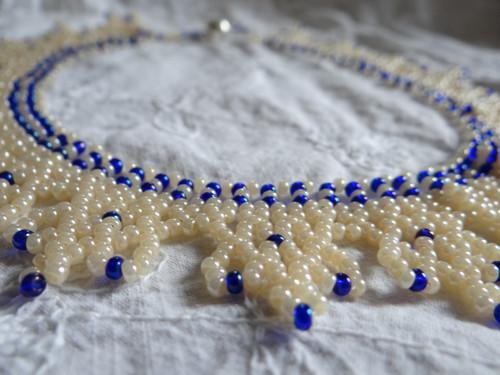 Šitý náhrdelník II