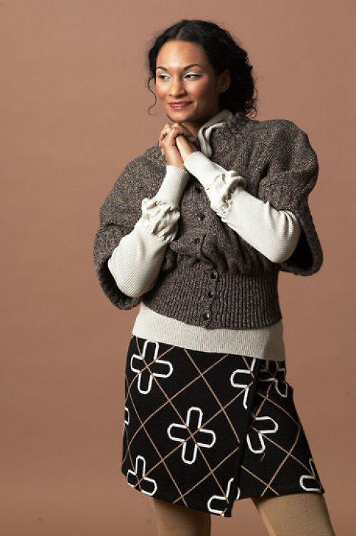 pulover LEILA - kolekce DESERT