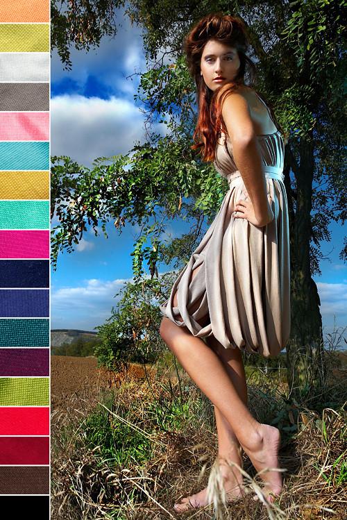 šaty DIALOGUE - lednová sleva - PC 2490 Kč