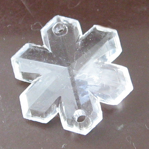 Sněhová vločka - 5 ks
