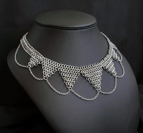 7-cípový náhrdelník