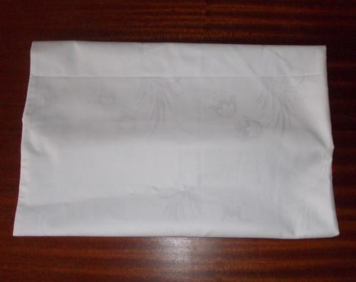 Nahřívací pohankový polštářek - Bílý jako sníh
