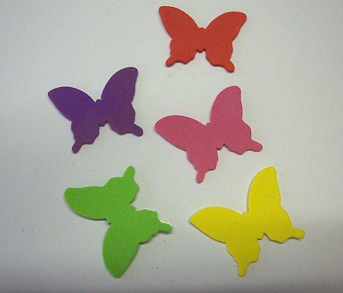 Sada nalepovacích motýlků