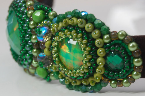 Green ... čelenka
