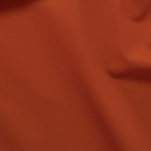 P2  Textilní kůže - koženka - TMAVÝ ORANŽ, á 1m