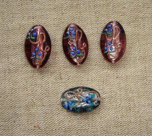 placičky s růžičkami SLEVA
