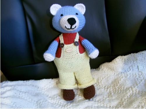 Béďa Medvídek, kamarád do nepohody
