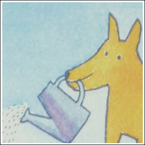 Pes zahradníkem
