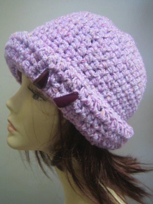 šeříkový klobouček