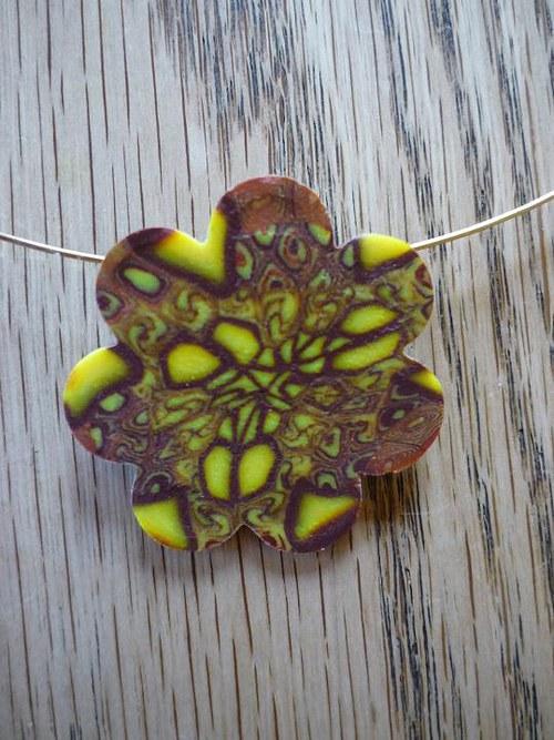 Kaleidoskop v květině