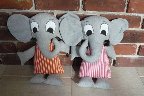 Sloník kamarád
