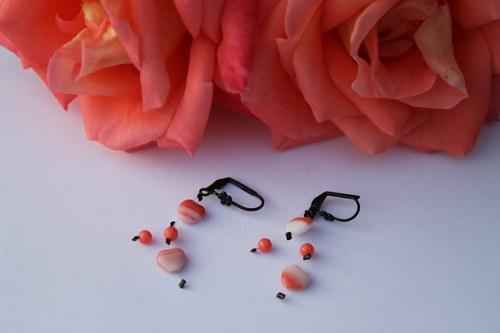 Růžovo-oranžová láska