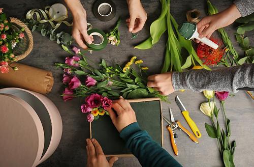 Víkendový floristický kurz