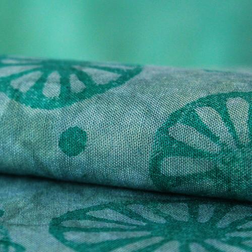 Zelenomodrá - tisk