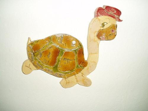 Želvák na zeď do dětského pokojíku.