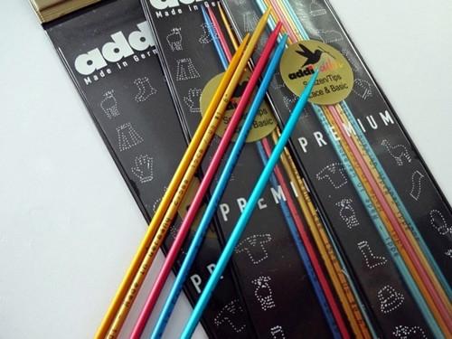 Ponožkové jehlice addiColibri 2,5 mm