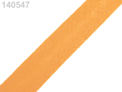 Šikmý proužek 14 mm zažehlený (5m) -Cadmium Yellow