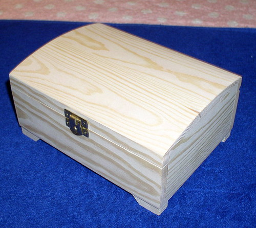 Kufřík - šperkovnice se zapínáním DL601