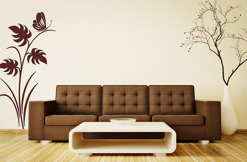 65x35cm Samolepíci dekorace na zeď 162n