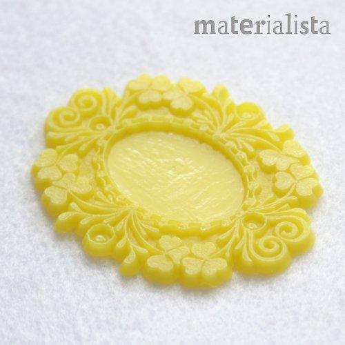 Rámeček žlutý