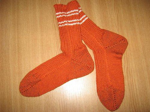 Ponožky zrzečky