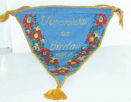 VLAJKA - V upomínku na BŘECLAV 1957 - 50.tá léta