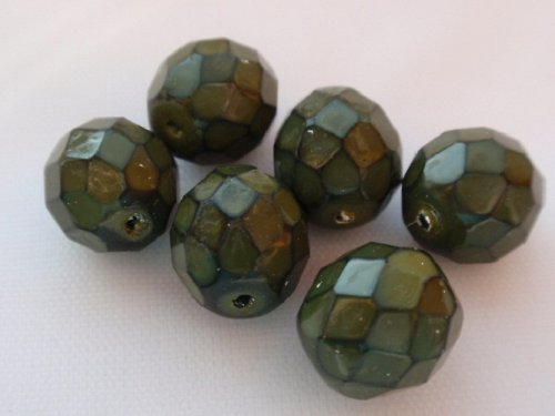 Skleněné korálky 1803 (10 mm)