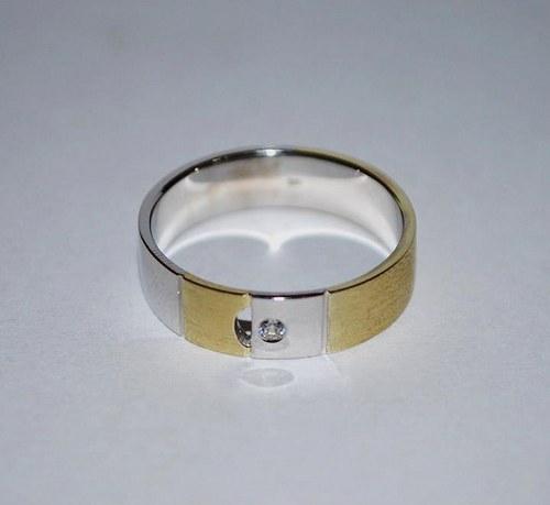 snubní prsteny M25