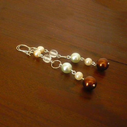 Barevné perličky