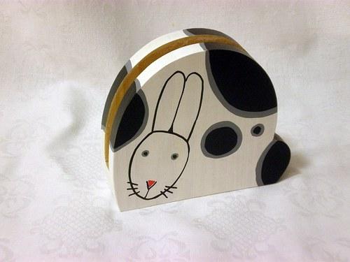 Stojánek - králík