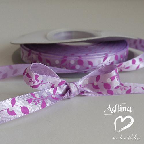 stuha - violet leaves