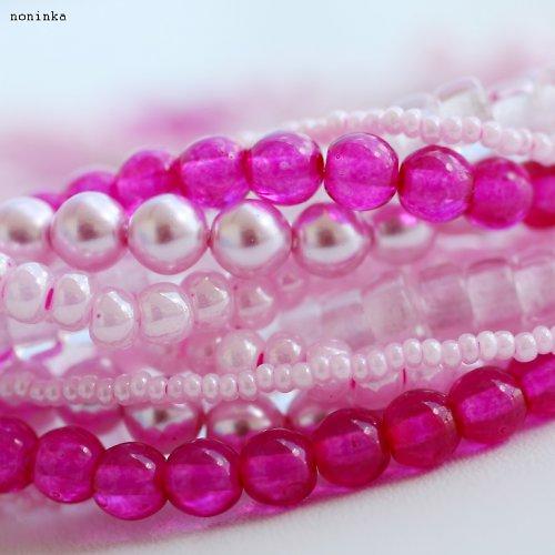 Růžový nádech